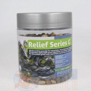 Грунт для аквариума Prodibio Relief Series G04 Big brown
