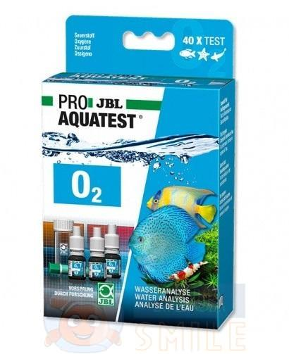 Тест для аквариумной воды на кислород JBL O2 Oxygen PROAQUA