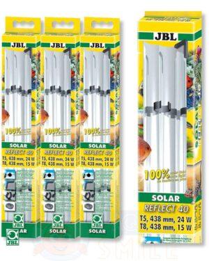 Отражатель JBL Solar Reflect 1200 мм, T8/T5 = 36/54 Вт
