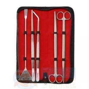 Набор из пяти инструментов Aquario Tool 30 см