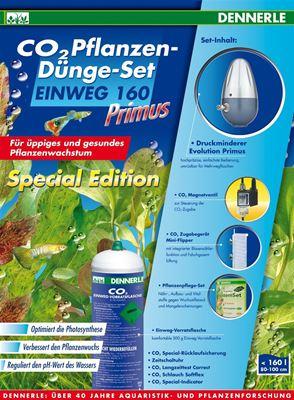 Комплект CO2 DENNERLE EINWEG 160 Primus Special Edition