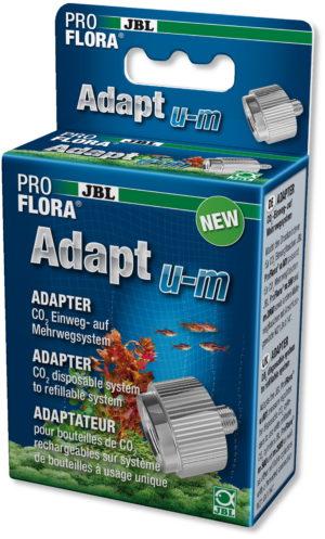 Адаптер для аквариумных баллонов CO2 JBL ProFlora Adapt u-m