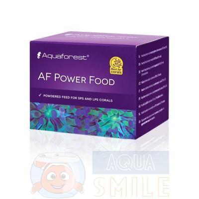 Корм для жестких SPS, LPS кораллов Aquaforest AF Power Food 20 г.