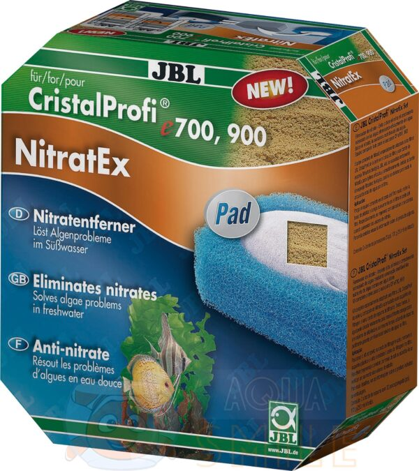 Губка для аквариумного фильтра JBL CristalProfi NitratEx Pad