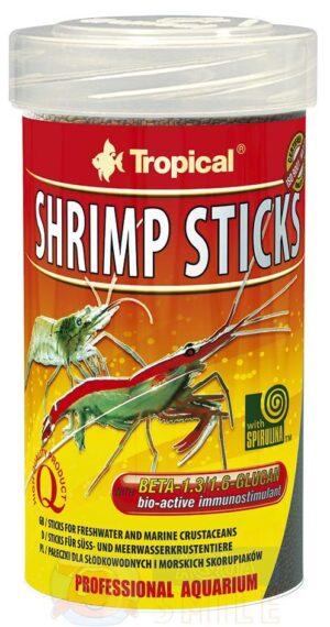Корм для ракообразных Tropical Shrimp Sticks 100 мл