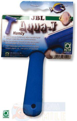 Скребок для аквариума с лезвием JBL  Aqua-T Handy