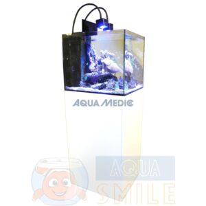 Морской аквариум Aqua Medic Cubicus Qube CF с тумбой и сампом