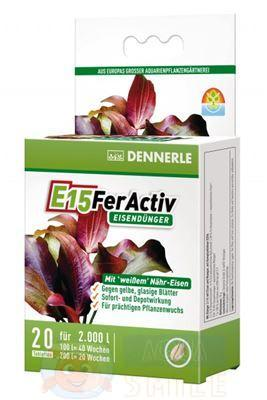 Удобрение для растений DENNERLE E15 FerActiv, табл