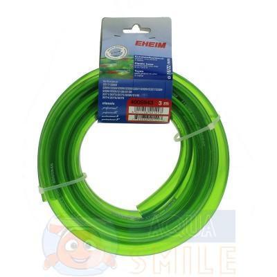 Шланг для аквариума EHEIM hose зеленый 12/16, 3 метра
