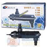 УФ стерилизатор для аквариума Resun UV08 9 Вт.
