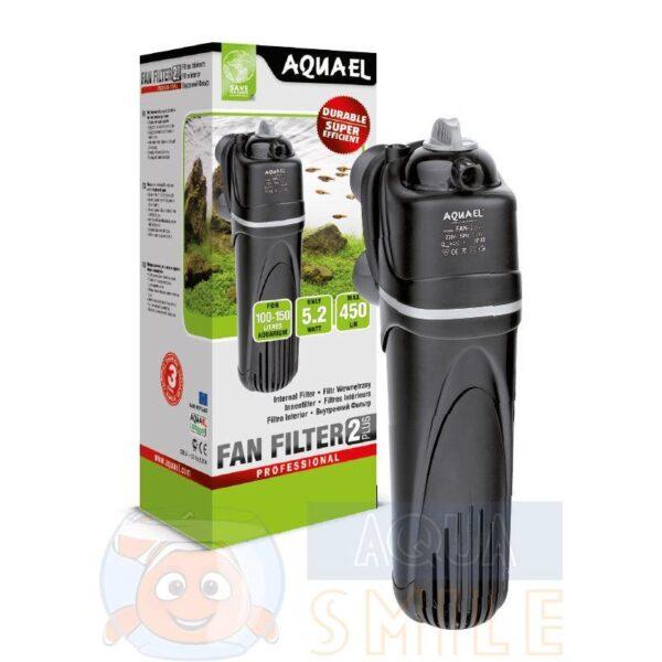 Внутренний фильтр для аквариума Aquael FAN FILTER 3 Plus