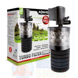 Внутренний фильтр для аквариума Aquael TURBO FILTER 2000