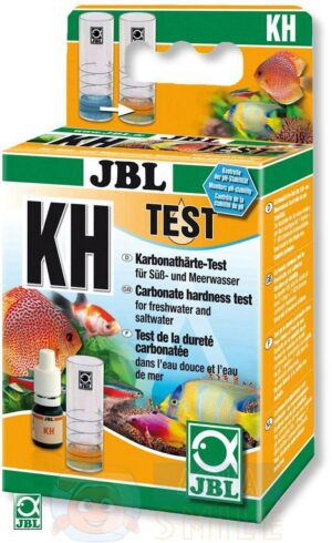 Тест для аквариума JBL KH Test без реагента
