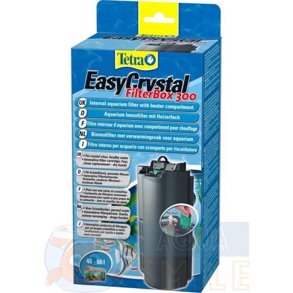 Внутренний фильтр для аквариума Tetra EasyCrystal FilterBox 300