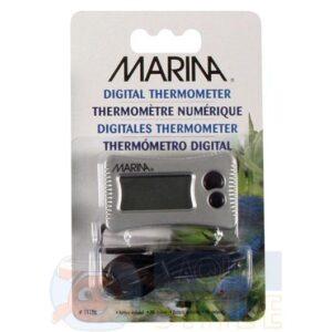 Электронный термометр для аквариума Hagen Marina