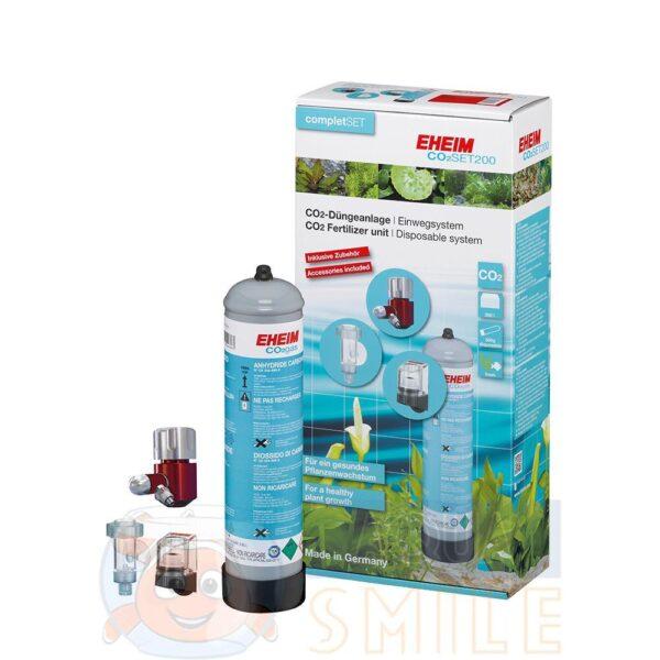 Система СО2 для аквариума EHEIM CO2SET200 Complete set 500 г