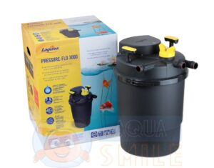 Напорный фильтр для пруда с УФ HAGEN Laguna Pressure Flo 3000