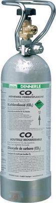 Баллон СО2 заправляемый для серии DENNERLE MEHRWEG 2000 г