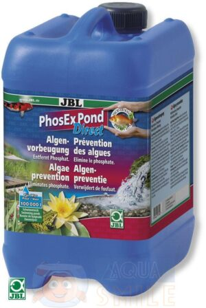 Препарат удаляющий фосфаты JBL PhosEx Pond Direct 2,5 л
