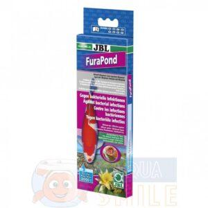 Лекарство для пруда JBL FuraPond 24 табл