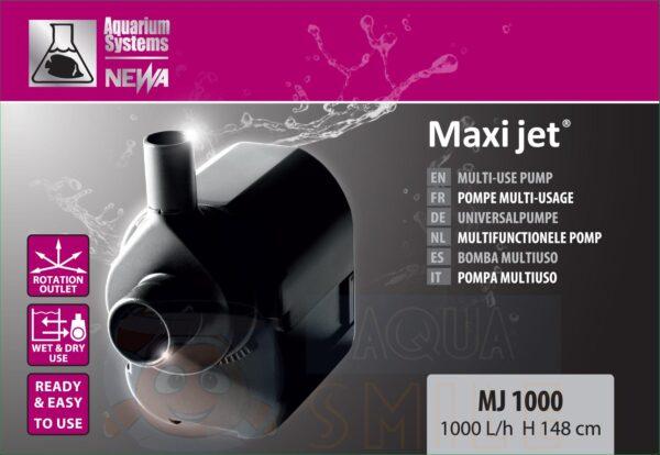 Помпа для аквариума Newa Maxi-Jet 1000