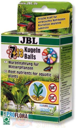 Удобрение JBL The 7+13 Balls 20 шариков
