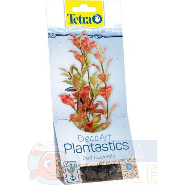 Пластиковое растение Tetra DecoArt Plantastics Red Ludwigia