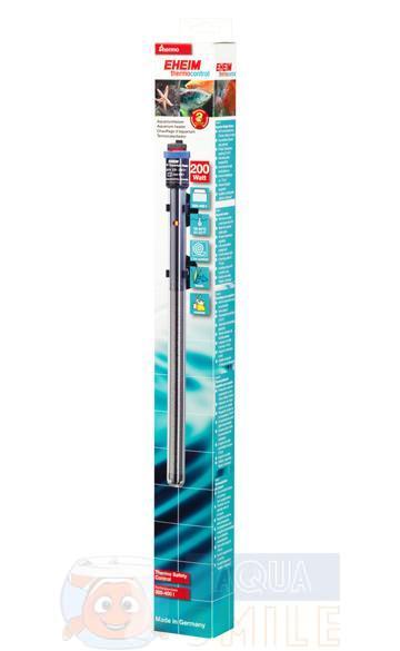 Обогреватель для аквариума Eheim thermocontrol (Jager) 200 Вт
