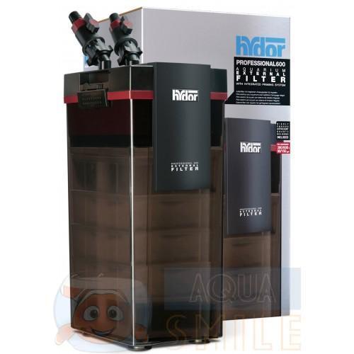 Внешний фильтр для аквариума HYDOR PROFESSIONAL 600