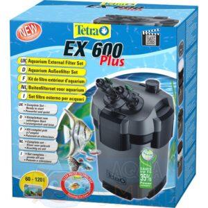 Внешний фильтр для аквариума Tetra External EX 600 Plus