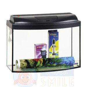 Овальный аквариумный комплект Скалярия LED Природа, 62 л (PR241725)