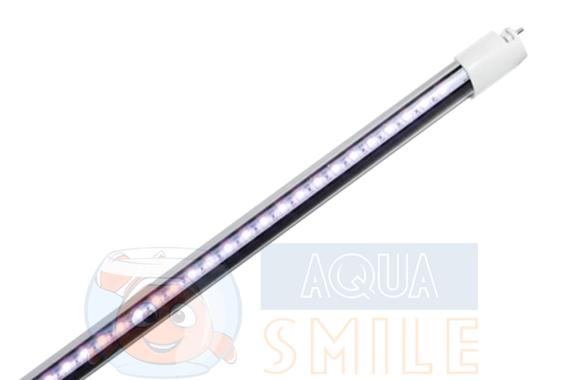 Светодиодная лампа Т8 для аквариума Resun LED GT8-15R Color 7 Вт 43,8 см