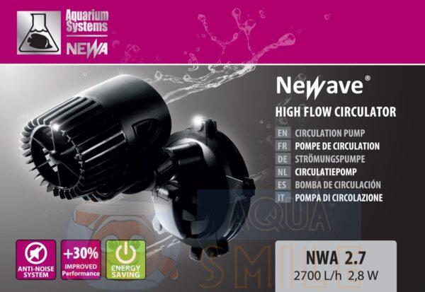Циркуляционный насос для аквариума Newa Newave NWA 2.7