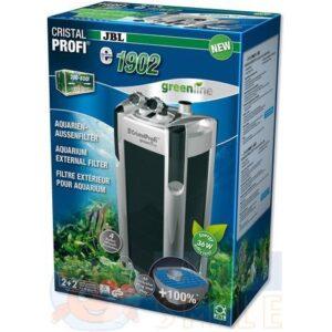 Внешний фильтр для аквариума JBL CristalProfi e1902 greenline + подарок