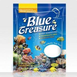 Соль для морского аквариума Blue Treasure LPS