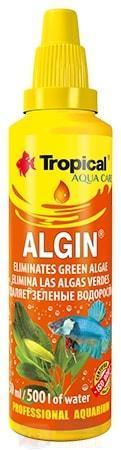 Средство от водорослей в аквариуме Tropical Algin 50 мл