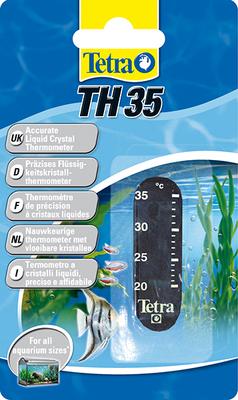 Жидкокристаллический термометр для аквариума Tetra TH35