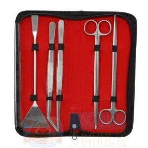 Набор из пяти инструментов Aquario Tool 23 см