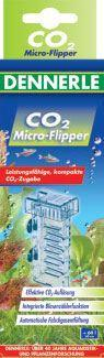 Реактор CO2 для аквариума DENNERLE Micro Flipper