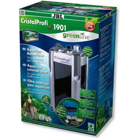 Внешний фильтр для аквариума JBL CristalProfi e1901