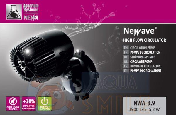 Циркуляционный насос для аквариума Newa Newave NWA 3.9