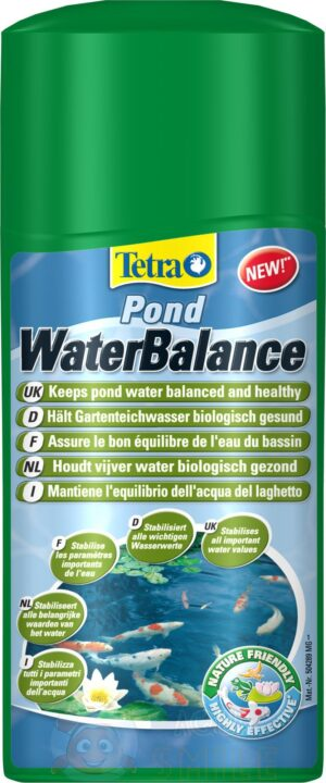 Препарат для поддержания баланса воды Tetra Pond Water Balance 250 мл