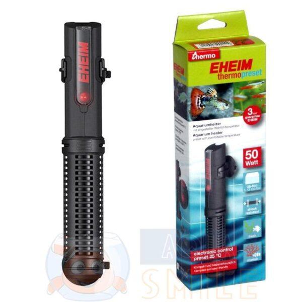 Обогреватель для аквариума EHEIM Thermopreset 50 Вт