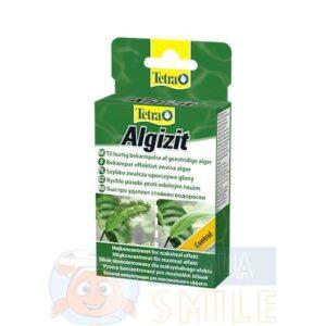 Альгицид для аквариума Tetra Algizit 10 таблеток