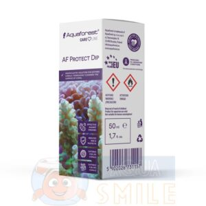Дезинфицирующее средство для кораллов AQUAFOREST AF PROTECT DIP 50 мл.
