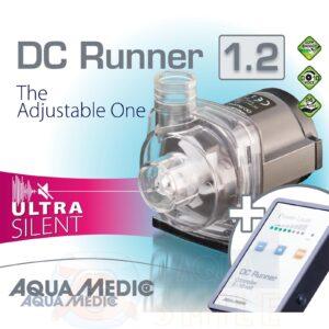 Универсальный насос для аквариума Aqua Medic DC Runner 1.2