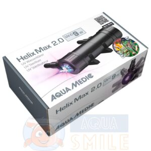 УФ стерилизатор для аквариума Aqua Medic Helix Max 2.0 9 Вт