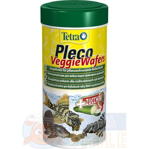 Корм для рыб чипсы Tetra Pleco Veggie Wafers