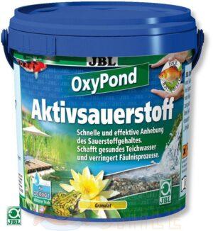 Препарат для увеличения уровня кислород JBL OxyPond 1 кг