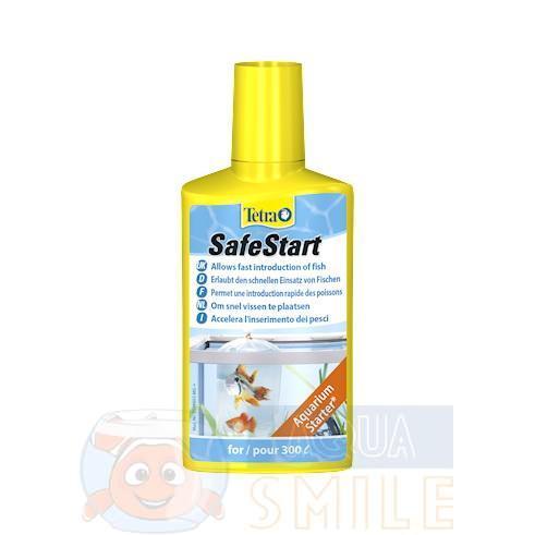 Бактерии для аквариума Tetra SafeStart